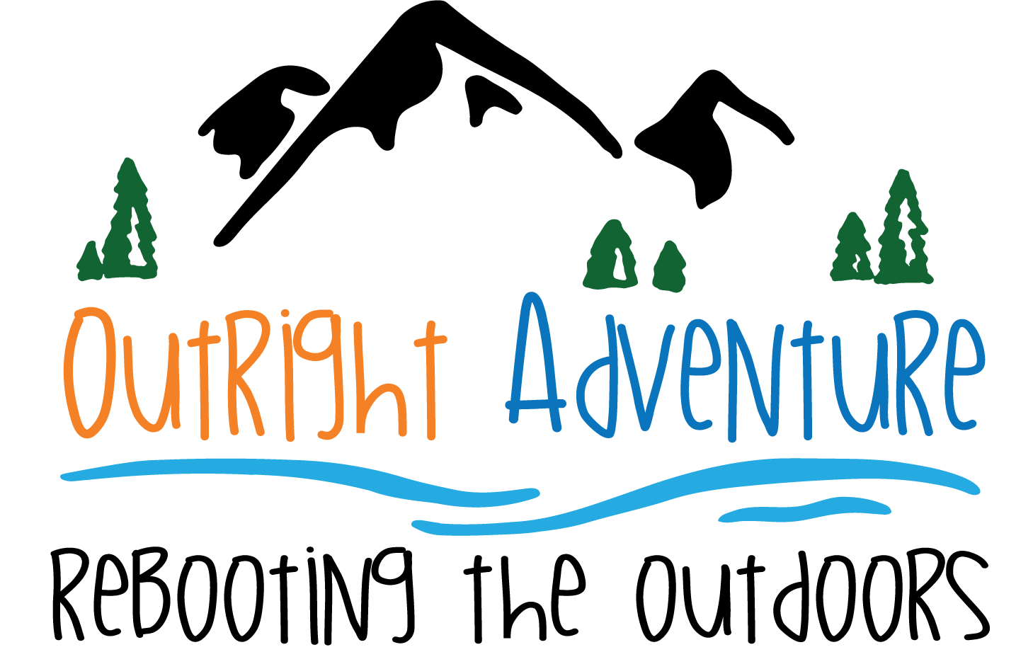 Outright Adventure Logo